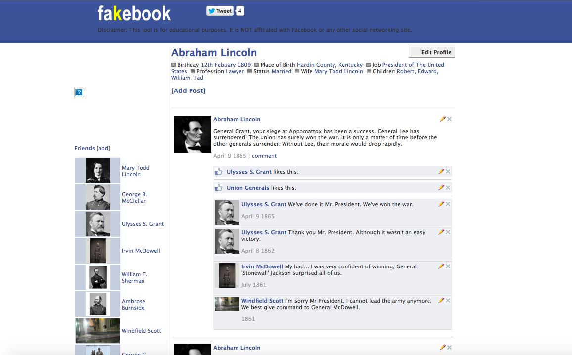 multiliteraciesatuncc / Fakebook